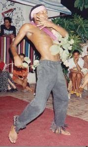 Babalu Aye : orisha de la santé et de la maladie © artesdrums