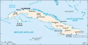Île de Cuba © wikipedia