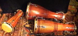 Tambours batá © artesdrums