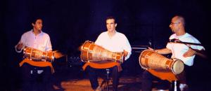 Artès Batá - Djamel Taouacht - Emmanuel Sommereau - Jean-Philippe Barrios